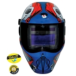 Save Phace 3011698, RFP Welding Helmet 40VizI4 Series Captain Jack