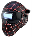 Save Phace 3012589, EFP E-Series Miles Morales Black Spiderman Welding Helmet