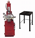 B J Enterprises 007720, TT-25 Electronic Over Hydraulic Oil Filter Crusher with Stand