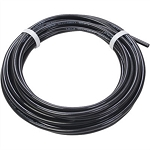 S U R and R Auto Parts K010, 3/8in Fuel Line Nylon Tubing 25ft Roll