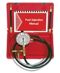 Star Products TU-469, Fuel Injection Pressure Tester with Schrader Adapters