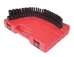 Sunex 1848, 48 Piece 1/4in Drive Impact Master Socket Set
