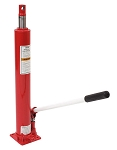 Sunex 5081B, 8 Ton Capacity Flat Bottom Heavy Duty Long Ram Jack