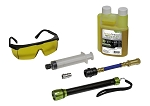 Tracer Products LF180CS, RELOAD Refillable Syringe Universal A/C Leak Detection Kit