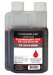 Tracer Products TP-3310-0008, 8oz. (237 ml) Bottle Synthetic or Petroleum-Based Fluid Dye - Glows RED