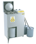 Uni-Ram Corp URS900EP2, 220 Volt 6.5 Gallon Solvent Recycler with Built-In Transfer Pumps