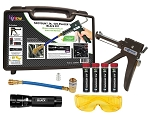 UVIEW 332005A, Spotgun Jr UV Phazer Black (AAA) Leak Detection Kit with ExtenDye