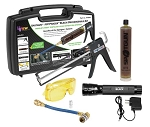 UVIEW 414565, Spotgun / UV Phazer Black (Rechargeable) Leak Detection Kit