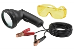 UVIEW 415001, 100/Watt Mega-Lite UV Leak Detection Light with UV Enhancing Glasses
