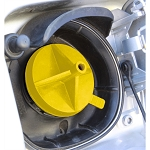 VACUTEC WVA-063, Universal Fuel Cap Adapter