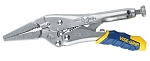 Vise Grip (Irwin) 14T, 6LN Fast Release Long Nose Locking Pliers