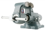 Wilton 450S, 4-1/2in Machinists' Bench Vise Stock Number 10021