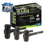 Wilton 11113, 3 Piece B.A.S.H Dead Blow Hammer Kit Stock Number 11113
