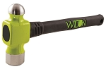 Wilton 33214, 32 Oz Head 14in BASH Ball Pein Hammer Stock Number 33214