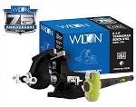 Wilton 63200A, Special Edition Black 1755 Tradesman Vise and BASH Sledge Hammer Stock Number 63200