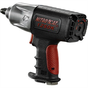 AIRCAT 1250-K, NitroCat 1/2in Drive Kevlar Composite Air Impact Wrench