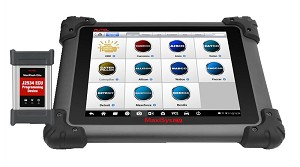 Autel MS908CV, MaxiSYS Commercial Vehicle Diagnostic Scan Tool System