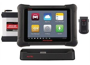 Autel MSELITE, MaxiSYS Elite with Docking Station