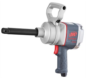 Ingersoll Rand 2175MAX-6, 1in Drive Pistol Grip Air Impact Wrench with 6in Anvil
