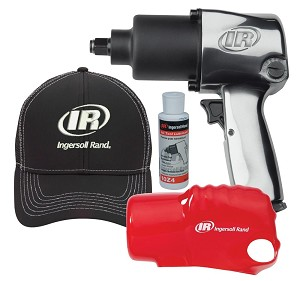 Ingersoll Rand 231C, Limited Edition 1/2in Drive Super Duty Air Impact Wrench Kit