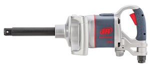 Ingersoll Rand 2850MAX-6, 1in Drive D-Handle Air Impact Wrench with 6in Anvil