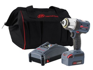 Ingersoll Rand W5153-K12, 1/2in IQV 20V Cordless Impact Wrench One Battery Kit
