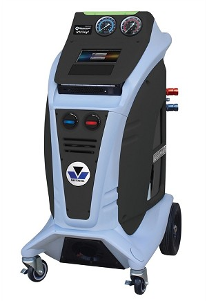 Mastercool COMMANDER4000, SAE Certified 1234YF and Hybrid Recovery / Recycling / Recharge Machine with Identifer