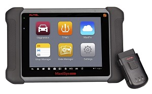 Autel MS906TS, MaxiSYS 906TS Diagnostic System and Comprehensive TPMS Service Device